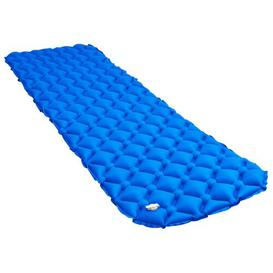 image-Heaton Inflatable 5cm Air Bed Symple Stuff Colour: Blue