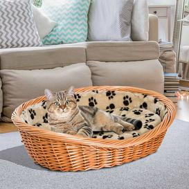 image-Cat Bed Symple Stuff Size: Large - 100cm L x 74cm W