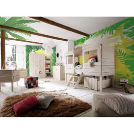 image-Safari 6 Piece Bedroom Set Massivum