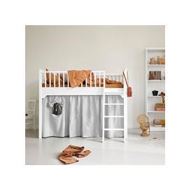 image-Oliver Furniture Seaside Junior Low Loft Bed