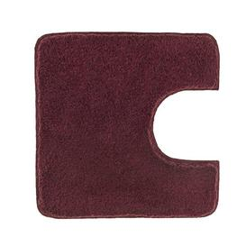 image-Astor Bath Mat Ebern Designs Colour: Burgundy