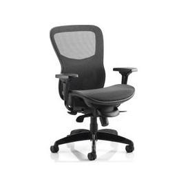 image-Shadow Ergonomic Mesh Back Posture Chair With Black Mesh Seat