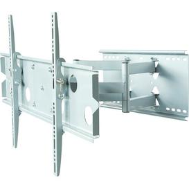 """image-Adjustable TV Wall Mount for 42-70\"""" LCD Screens Symple Stuff Colour: Silver"""