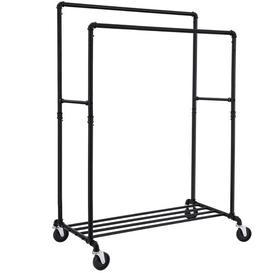 image-Mcconkey 100cm Wide Clothes Rack Rebrilliant