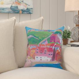 image-Cyprian Scatter Cushion with Filling Happy Larry