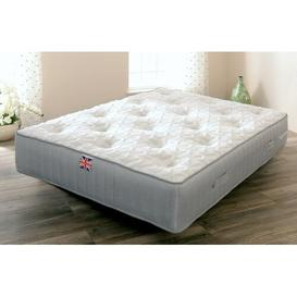 image-Horning Natural Open Coil Mattress Symple Stuff Size: Small Double (4')
