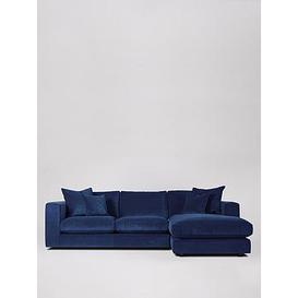 image-Swoon Althaea Fabric Right Hand Corner Sofa