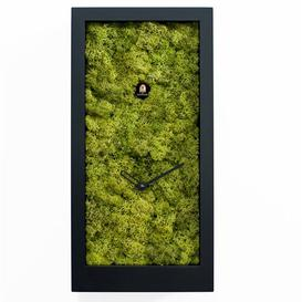 image-Mitcham Cuckoo Wall Clock Happy Larry Colour: Black