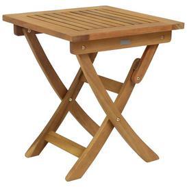 image-Andrimont Folding Wooden Side Table Dakota Fields