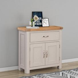 image-Comfrey Sideboard August Grove Colour: Grey