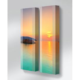 image-Sunset 16 Pair Shoe Storage Cabinet Williston Forge