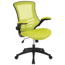 image-Pergande Ergonomic Mesh Desk Chair Blue Elephant