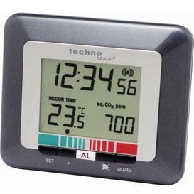 image-Desk Clock Technoline