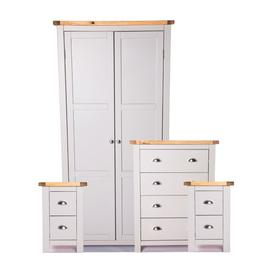 image-Hertford 4 Piece Bedroom Set Brambly Cottage