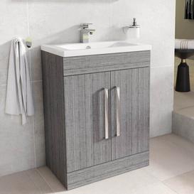 image-Aparicio 600mm Free-standing Vanity Unit
