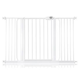 image-Easy Fit Safety Gate Symple Stuff Size: 133.2cm - 141.2cm
