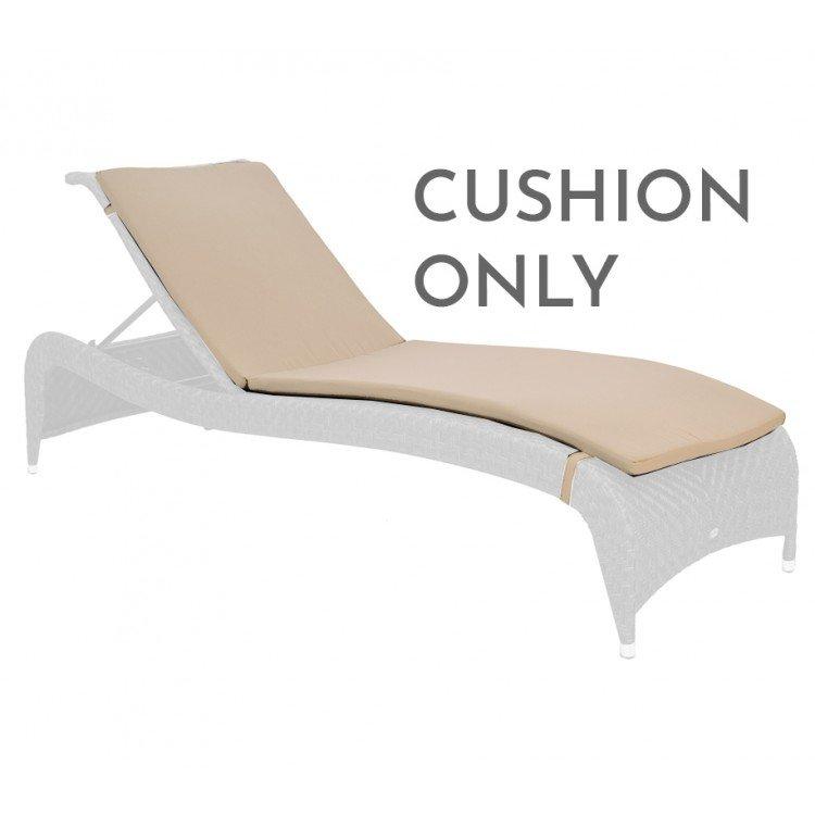 image-Alexander Rose Ocean Bronze Garden Fiji Cushion For Adjustable Sunbed
