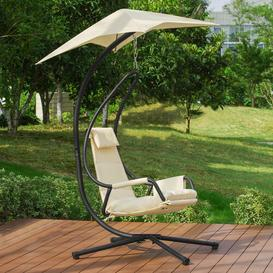image-Opress Swing Chair with Stand Sol 72 Outdoor