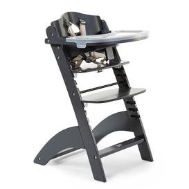 image-Lambda High Chair Childhome Colour: Anthracite