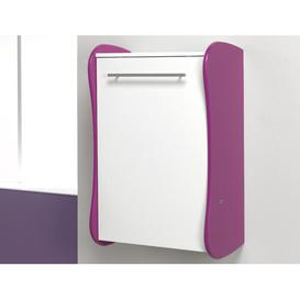 image-Flore Changing Table Sofamo Colour: Plum