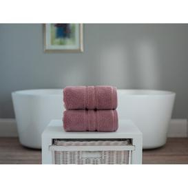 image-Hand Towel Symple Stuff Colour: Mauve