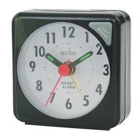 image-Ingot Travel Alarm Clock Acctim