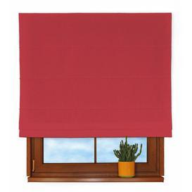 image-Picture Roman Blind Dekoria Size: 170 cm L x 130 cm W, Colour: Red