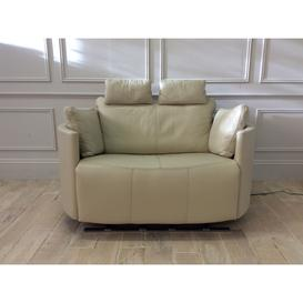 image-New Orbit Loveseat with Electric Recliner in Leather Collection 07