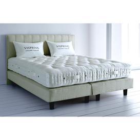 image-Vispring Herald Superb Mattress and Divan Set - King 150 x 200cm - 5ft - Low Divan - 25cm