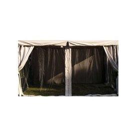 image-Replacement 4m X 3m Riviera Gazebo - Mosquito Nets