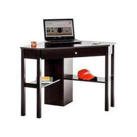 image-Botanic Corner Computer Desk, Cinnamon Cherry