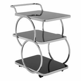 image-Redding Serving Cart Canora Grey