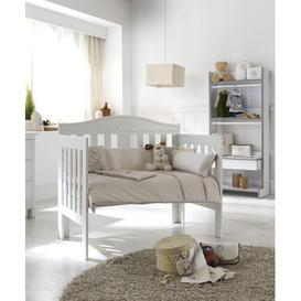 image-Retep 2-in-1 Convertible Cot HoneyBee Nursery