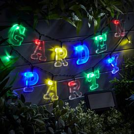 image-Tedder Alphabet String Lights Sol 72 Outdoor
