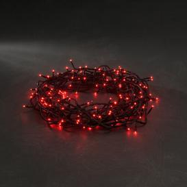 image-80 Micro LED Christmas Tree String Lights Konstsmide Colour: Red