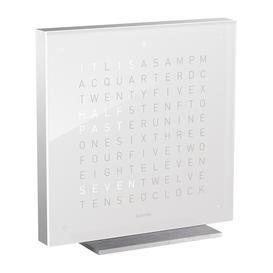 image-QLOCKTWO - Touch Alarm Clock - Vanilla Sugar