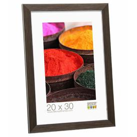 "image-Picture Frame (Set of 2) Symple Stuff Colour: Brown, Photo Size: 15.6"" x 19.5"""
