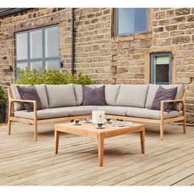 image-Tian 5 Seater Corner Sofa Set Sol 72 Outdoor