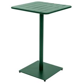 image-Yasser Steel Bar Table Sol 72 Outdoor Colour: Green