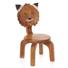 image-Fox Children's Novelty Chair Just Kids