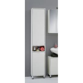image-Keomi 37 x 192.5cm Free Standing Cabinet Belfry Bathroom