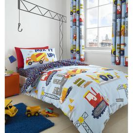 image-Construction Toddler Bedding Set Catherine Lansfield