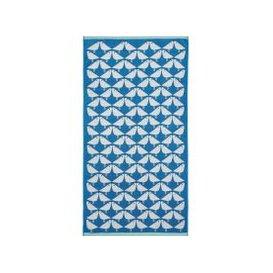 image-Scion Lintu Hand Towel, Denim