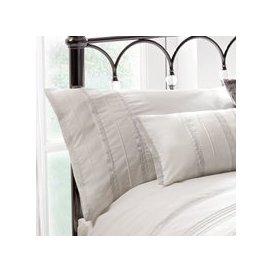 image-Evangeline White Housewife Pillowcase White