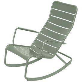 image-Luxembourg Rocking chair by Fermob Green