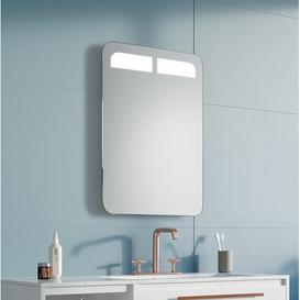 image-Jorden LED Illuminated Double Bathroom Mirror