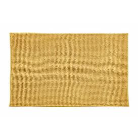 image-Damian Rectangle Bath Mat Wayfair BasicsΓäó Colour: Ochre