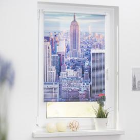 image-New York Blackout Roller Blind Brayden Studio Size: 150 cm L x 100 cm W