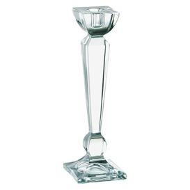 image-Olympia Glass Candlestick The DRH Collection