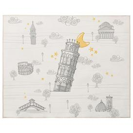 image-Huckleberry Playmat Isabelle & Max Colour: Grey